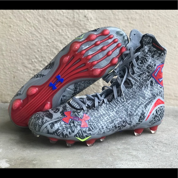 12f74f22cfa8e Under Armour Shoes | Highlight Mc Superman Sz 135 | Poshmark